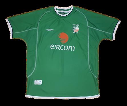 Irlanda 2002 Home