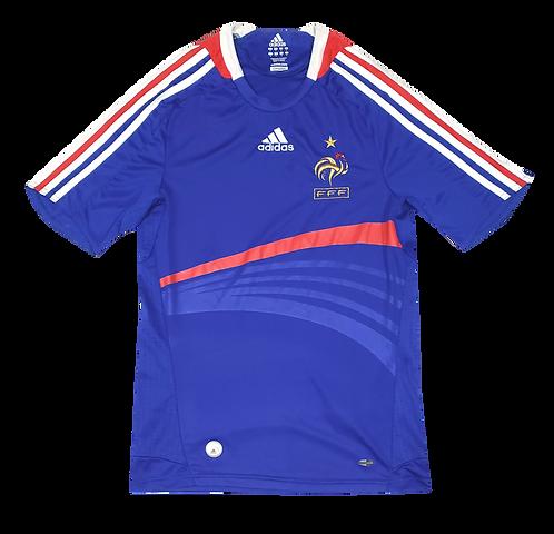 França 2008 Home