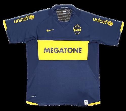 Boca Juniors 2007 Home Jogador