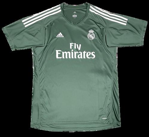 Real Madrid 2017 GK