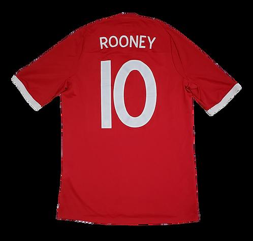 Inglaterra 2010 Away Rooney P