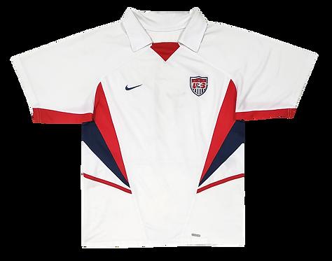 Estados Unidos 2002 Home