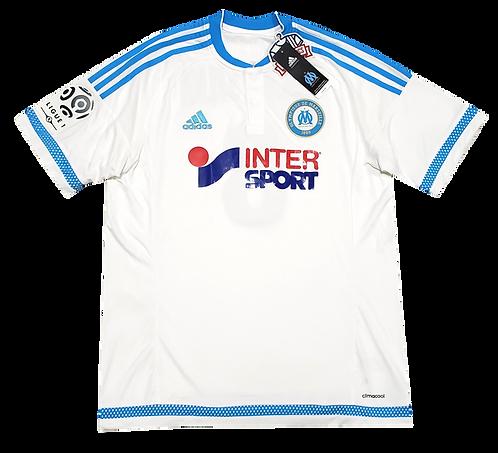 Olympique Marseille 2015 Home #8 Lucas Silva