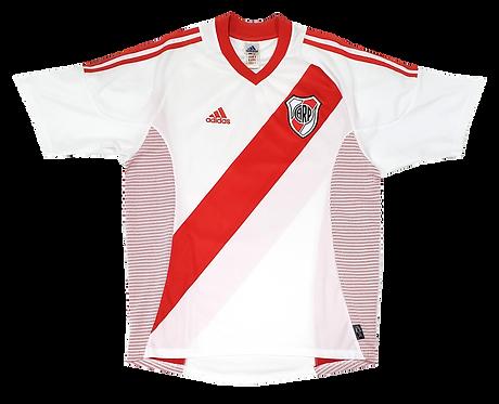 River Plate 2002 Home Importada
