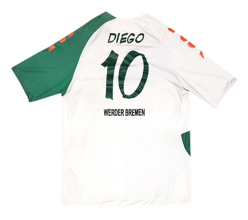 Werder Bremen 2006 Home #10 Diego