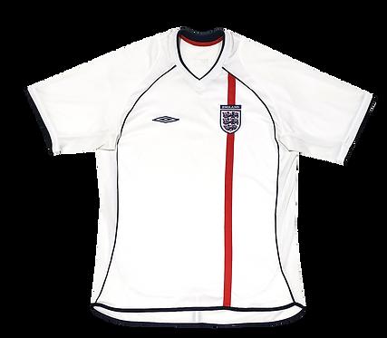Inglaterra 2001 Home