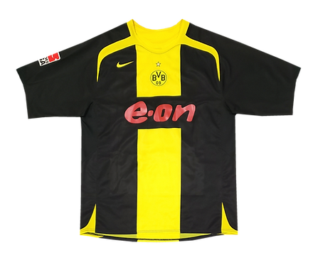 Borussia Dortmund 2005 Away #21 METZELDER