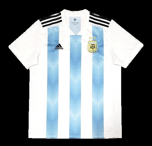 Argentina 2018 Home