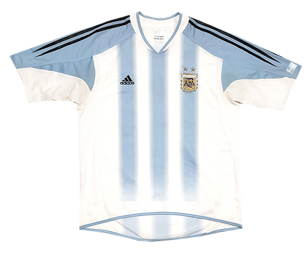 Argentina 2004 Home