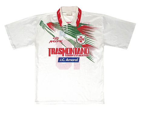 Portuguesa Santista 1996 Away