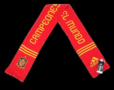 Cachecol Espanha Adidas Campeão 2010