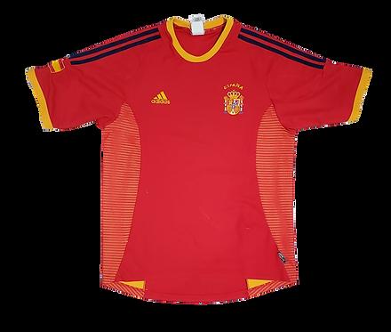 Espanha 2002 Home