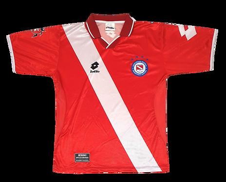 Argentinos Juniors 2003 Home