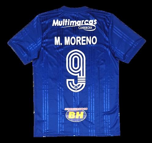 Cruzeiro 2020 Home Marcelo Moreno