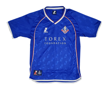 Oldham 2002 Home