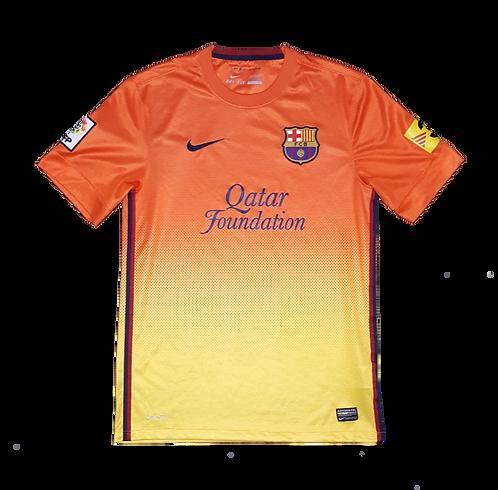 Barcelona 2012 Away