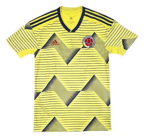 Colômbia 2019 Home