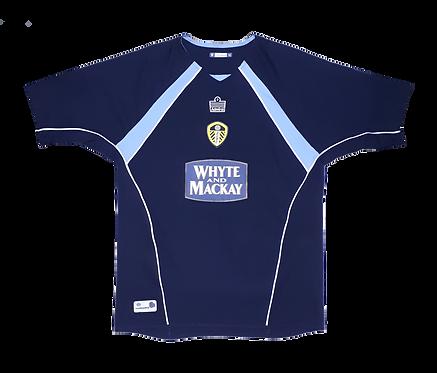 Leeds United 2005 Away