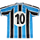 Thumbnail: Grêmio 2001 Home #10