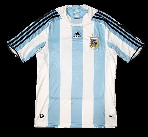 Argentina 2008 Home