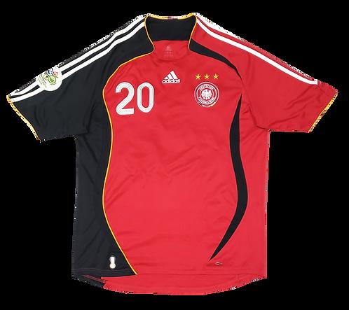Alemanha 2006 Away Podolski