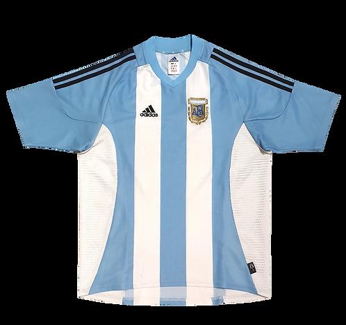 Argentina 2002 Home