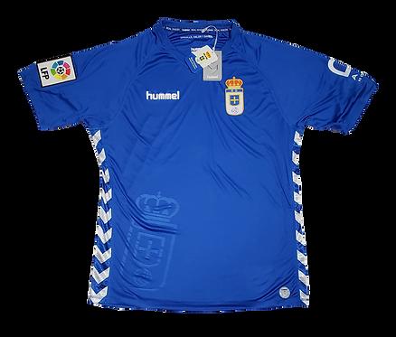 Real Oviedo 2015 Home
