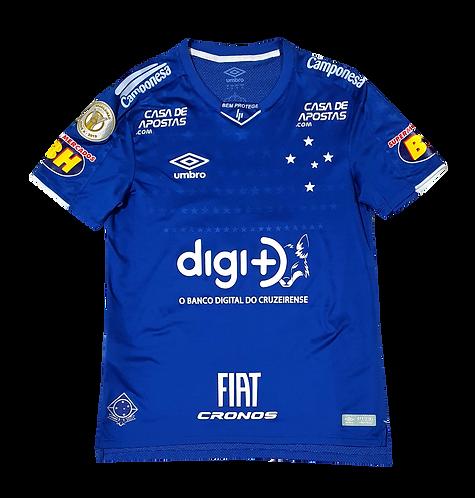 Cruzeiro 2019 Home de Jogo #19 Robinho