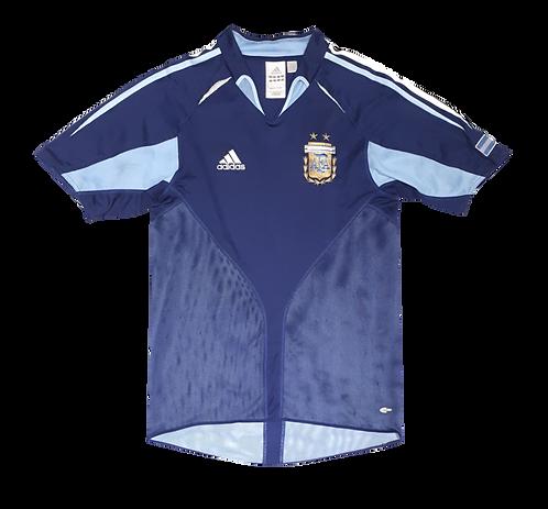 Argentina 2004 Away