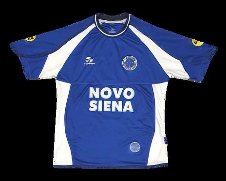 Cruzeiro 2001 Third #7