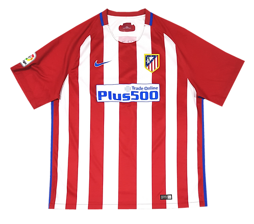 Atlético de Madrid 2016 Home