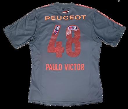 Flamengo 2013 GK de Jogo Paulo Victor