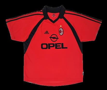 Milan 2001 Third