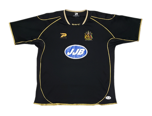 Wigan 2004 Away