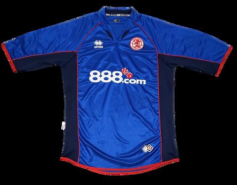 Middlesbrough 2005 Away