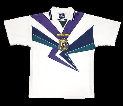 Escócia 1994 Away