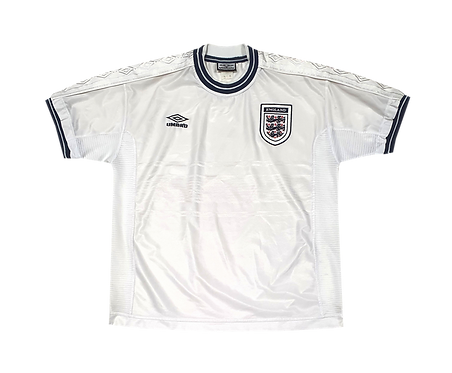 Inglaterra 1999 Home