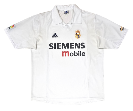 Real Madrid 2002 Home