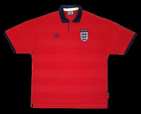 Inglaterra 1999 Away