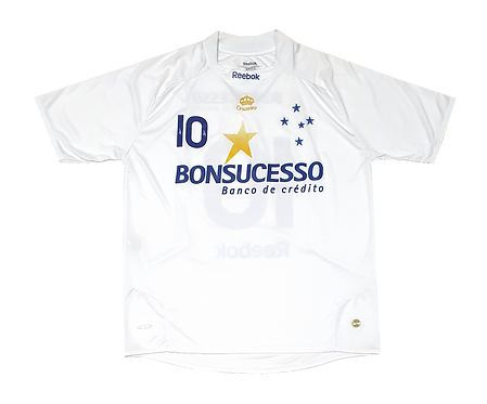 Cruzeiro 2009 Away #10