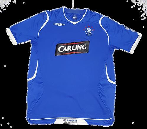 Rangers 2008 Home