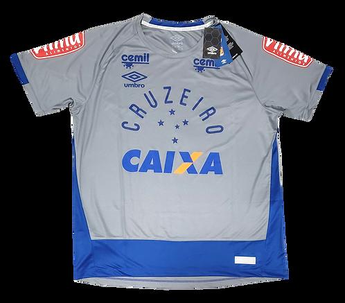 Cruzeiro 2016 GK Cinza