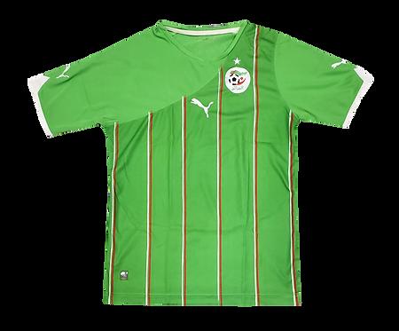 Argélia 2010 Away