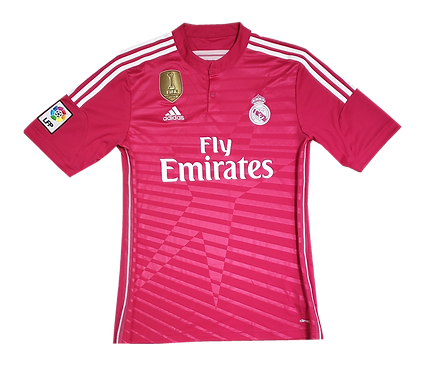 Real Madrid 2014 Away Patch