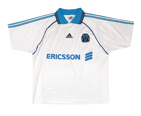 Olympique Marseille 1998 Home
