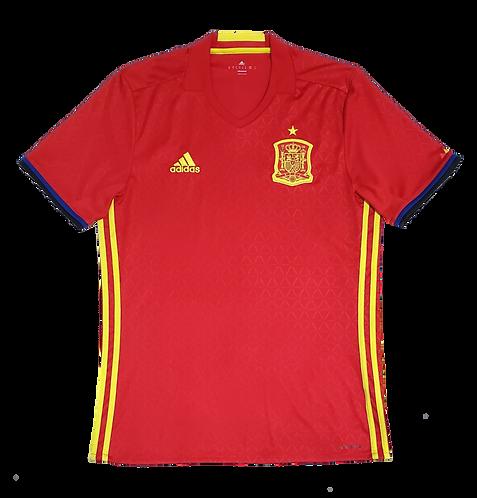 Espanha 2016 Home