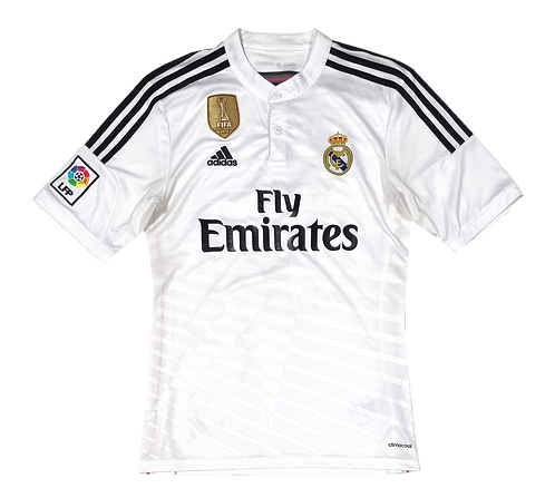 Real Madrid 2014 Home #11 BALE