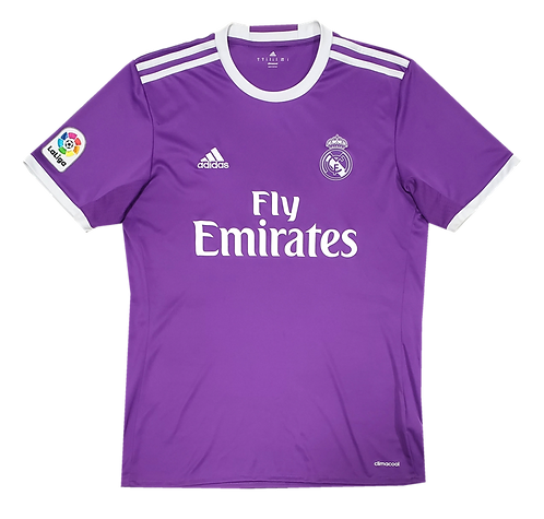 Real Madrid 2016 Away