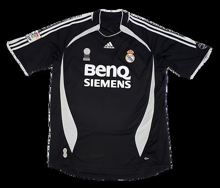 Real Madrid 2006 Away