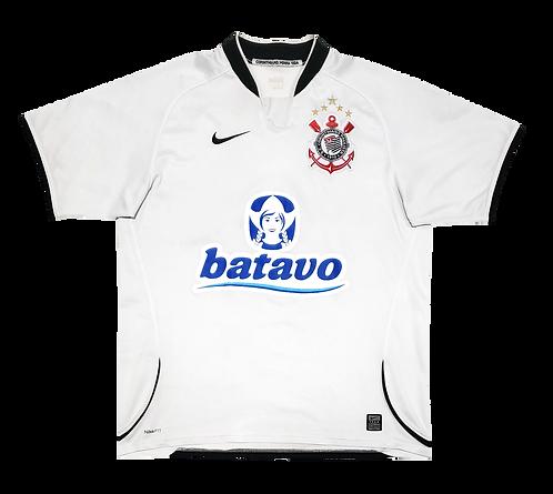 Corinthians 2009 Home #9 Ronaldo